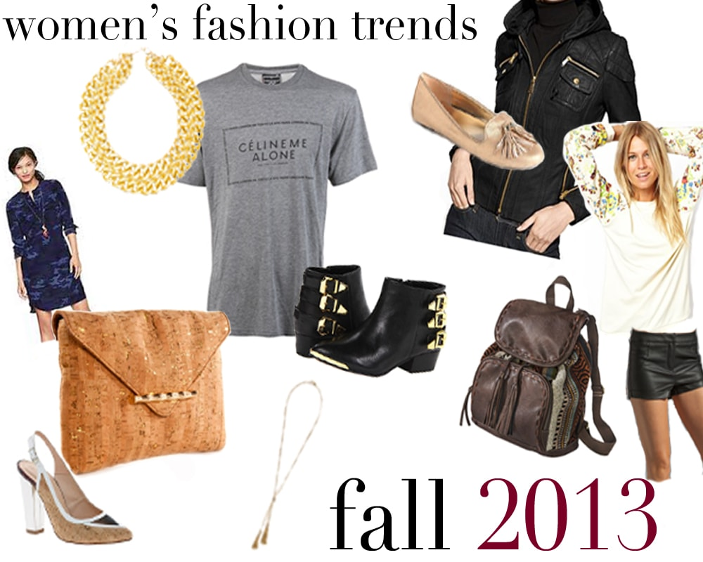 Fall Dresses For Women 2013 Fall Fashion Trends