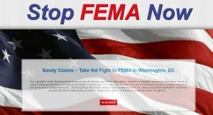 Stop FEMA Now
