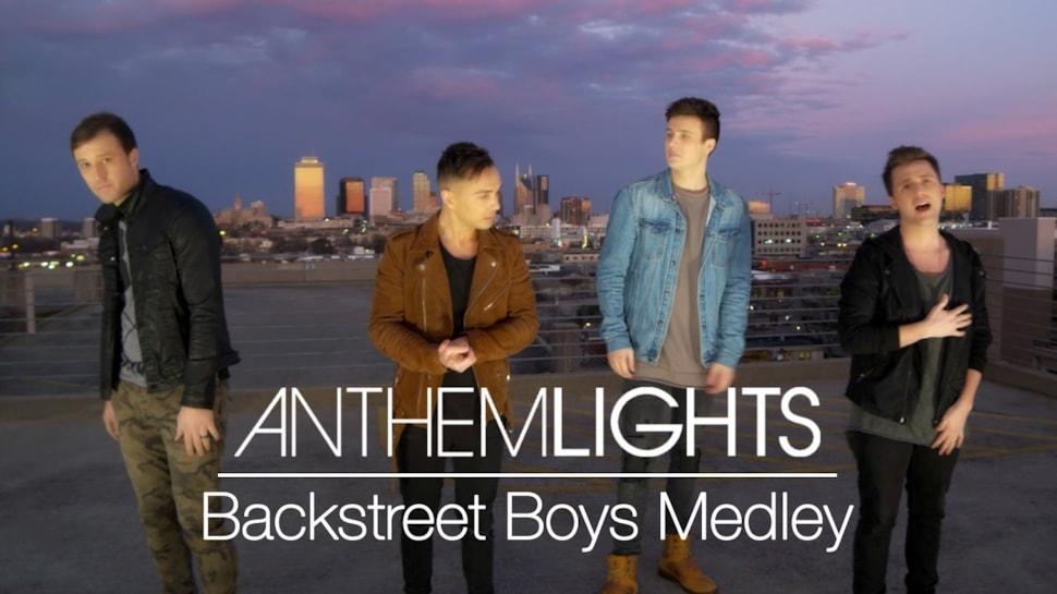 Amazing Backstreet Boy Mashup