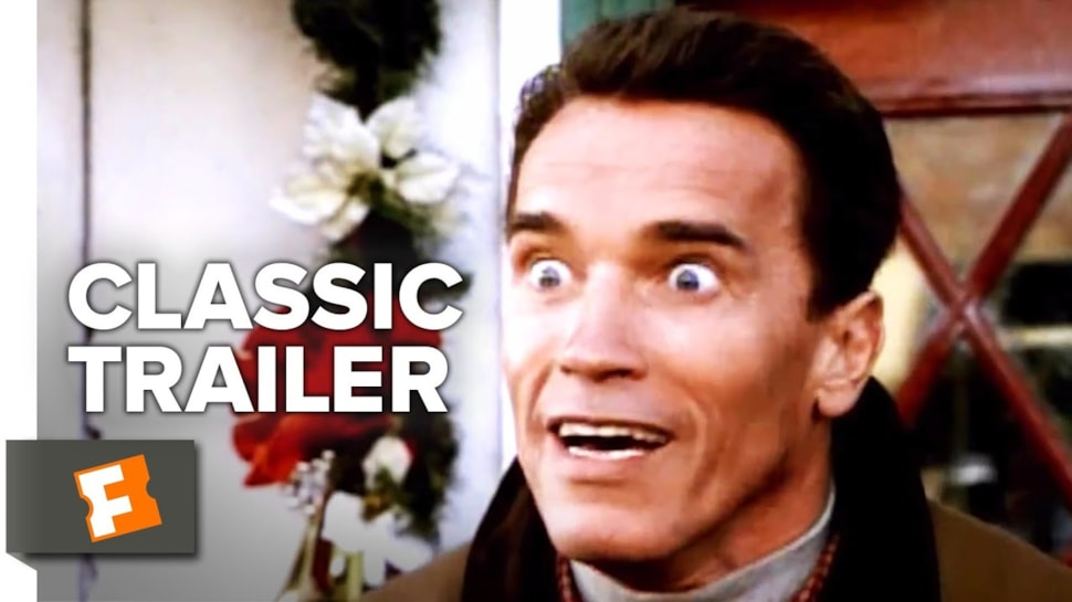 a christmas movie with arnold schwarzenegger my all time favorite - Arnold Christmas Movie