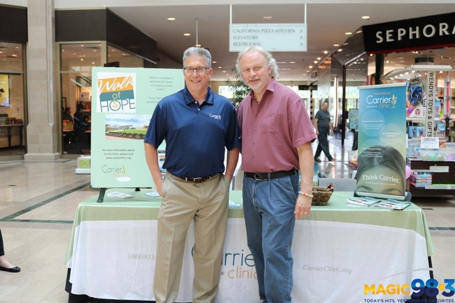 JUNE 9th The Bridgewater Commons 11am-3pm Join Magic 98.3 and 1450 WCTC for our Spring Health and Wellness Fair June 9th at The Bridgewater Commons from 11a-3p. While there you will have the opportunity to meet local companies that can provide information to improve you and our family's physical and financial health. In addition the…