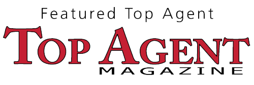 Featured Top Agent in Top Agent Magazine
