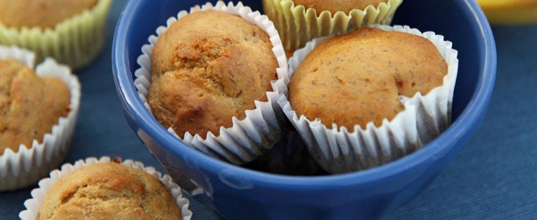 Low-sugar Muffins