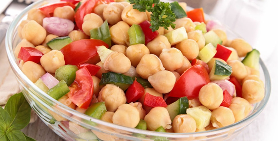 Mediterranean Diced Salad
