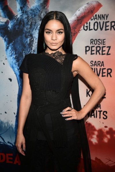 """NEW YORK, NEW YORK - JUNE 10:  Vanessa Hudgens attends """"The Dead Don't Die"""" New York Premiere at Museum of Modern Art on June 10, 2019 in New York City. (Photo by Theo Wargo/Getty Images)"""