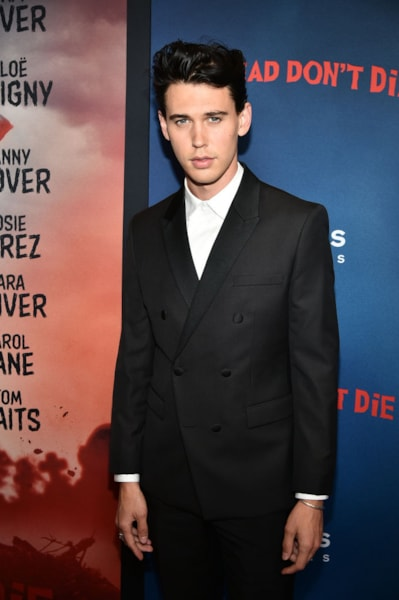 """NEW YORK, NEW YORK - JUNE 10:  Austin Butler attends """"The Dead Don't Die"""" New York Premiere at Museum of Modern Art on June 10, 2019 in New York City. (Photo by Theo Wargo/Getty Images)"""