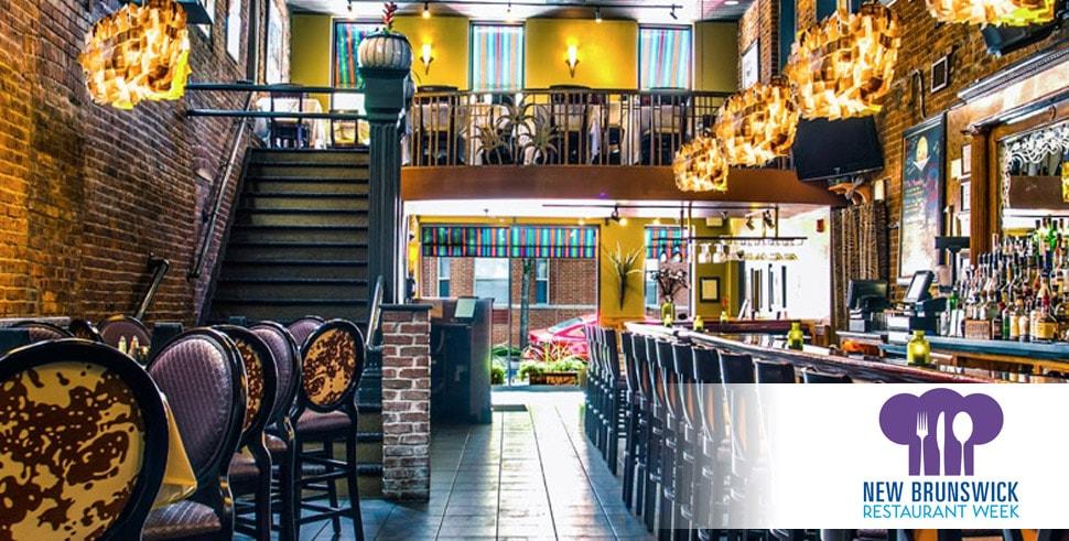 New Brunswick City Center - Restaurant Week