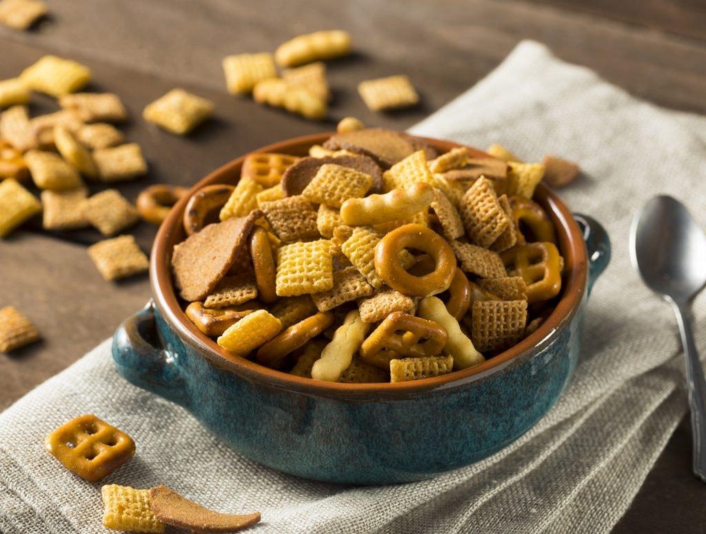 Healthy Snack Mix