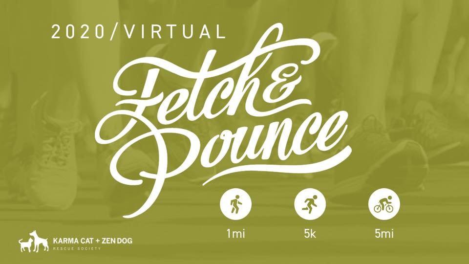 Fetch & Pounce Fun Run